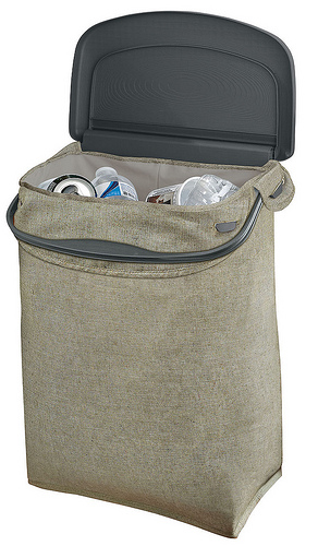 6714107153 f9304b86ee Keep Recycling Out of Sight With Rubbermaid Hidden Recycler + Giveaway