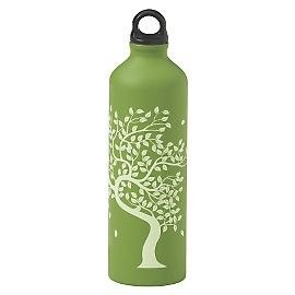 AAAADCap 3gAAAAAAFBAqg ShePromotes Earth Day Event Sponsor: Gaiam Tree Of Life Stainless Steel Bottle