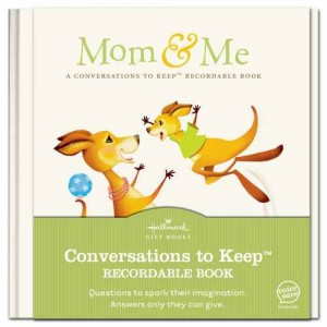 MomME Time Sponsor: Hallmark Recordables
