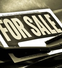 WePayCash for sale sign Five Tips For Selling Your Car