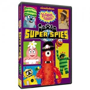 Yo Gabba Gabba Super Spies Yo Gabba Gabba: Super Spies