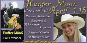 huntermoonbanner Hunter Moon Blog Tour: Book Excerpt