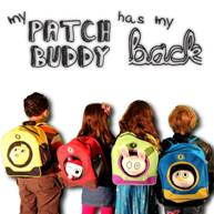 image001 Easter Gift Idea: Bubele's Patch Buddies: Toy, Blanket, and Backpack