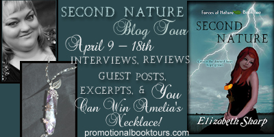 Second Nature Blog Tour: Interview with Elizabeth Sharp