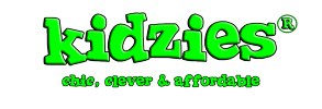 01registered logo Kidzies: Fun, Smart, and Affordable Personalized Kids Stuff