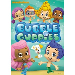 517cwQj6JqL. SL500 AA300 Bubble Guppies Releases On DVD For the First Time Today