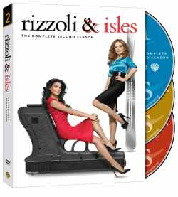 Rizzoli & Isles: Burning Down the House (Spoilers)