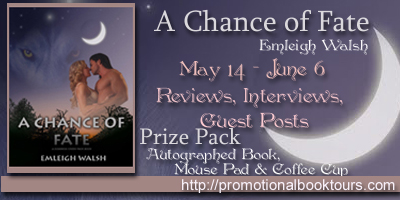 Chance of Fate Book Tour Guest Post: Why I Love Being an Indie Author