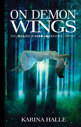 OnDemonWings sml Book Review: On Demon WIngs (Experiment In Terror)