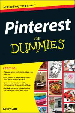Pinterest For Dummies Review and Giveaway