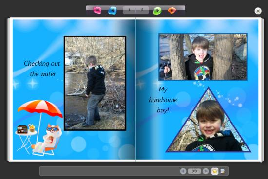 Create Photo Projects Instantly With PhotoPad and Share on Facebook