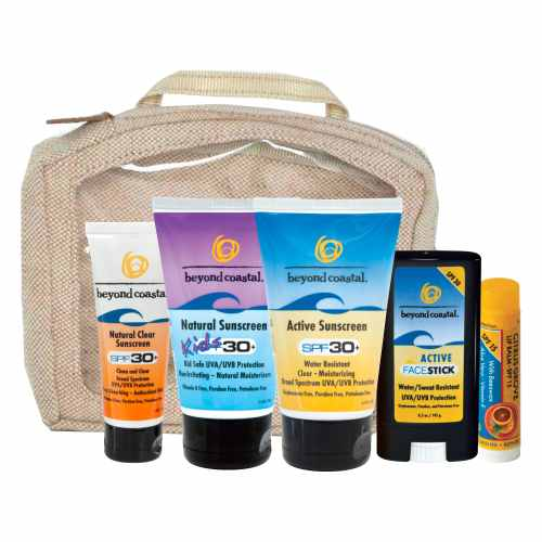 Beyond Coastal Natural Sunscreen Review and Giveaway