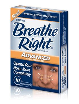 breathe right Breathe Right Advanced Strips: Do They Work?