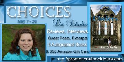 choicestourbanner Choices Book Tour Author Guest Post: A Smokeless Eternal Flame