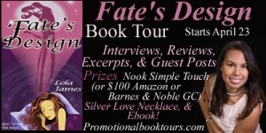 fatesdesignbooktourbadge Fate's Design Book Tour Guest Post: The Cast of Fate's Design