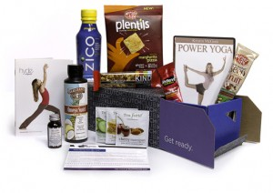 inthebox Try Out New Health Goodies With KLUTCHclub