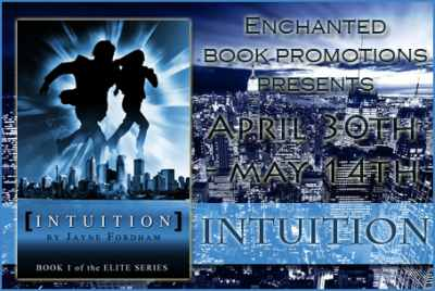 intuitionbanner Intuition Book Tour: Author Guest Post- Developing a Character