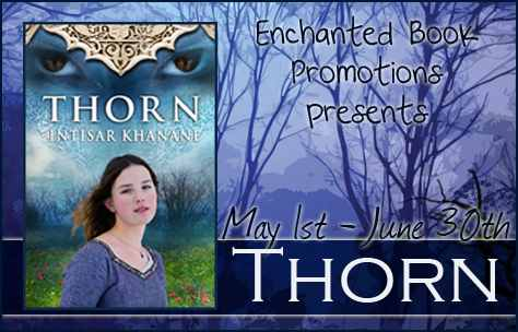 thornbanner ThornBook Tour Author Guest Post: Last Things First