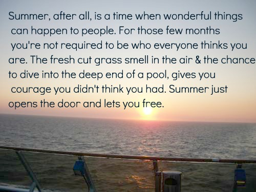 100 0230 Lovely Quotes About Summer