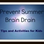 Summer Activities for Kids to Prevent Vacation Brain Drain