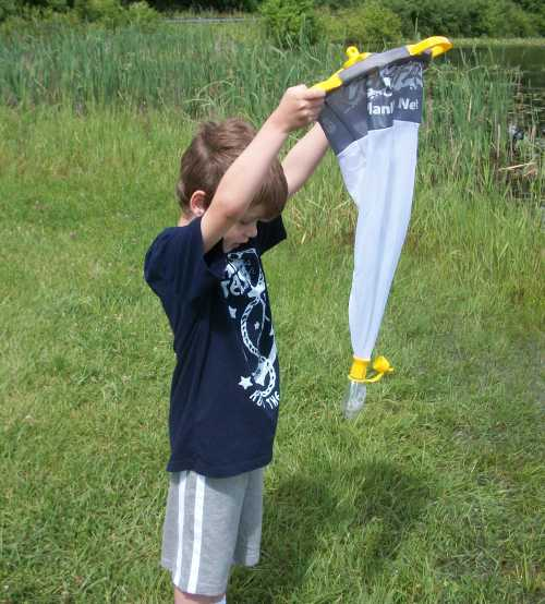 100 3157 Educational Insights GeoSafari Plankton Net Review + Giveaway