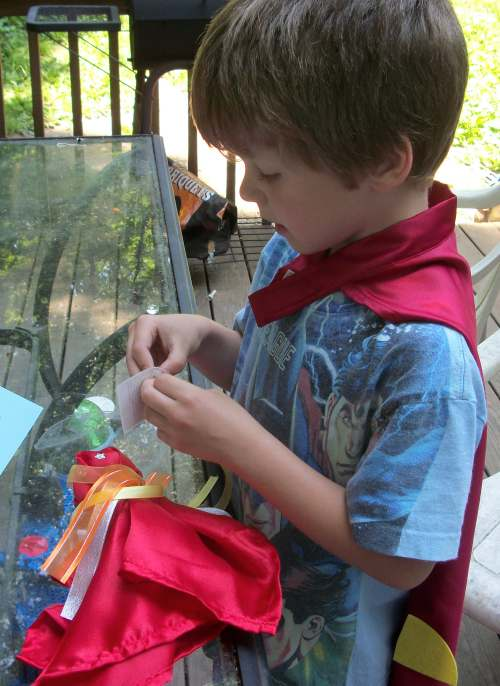 Kiwi Crate Kids Crafts Inspires Imagination