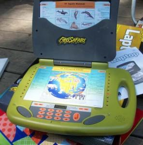 100 3313 Educational Insights GeoSafari Laptop Review