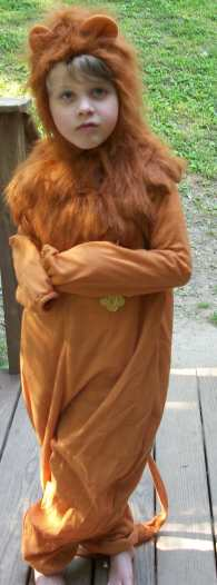 100 3374 Wizard of Oz Cowardly Lion Costume Review