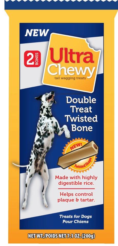 Loving Your Pet Sponsor: Ultra Chewy Dog Bones