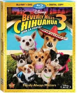 A Peek At Beverly Hills Chihuahua 3