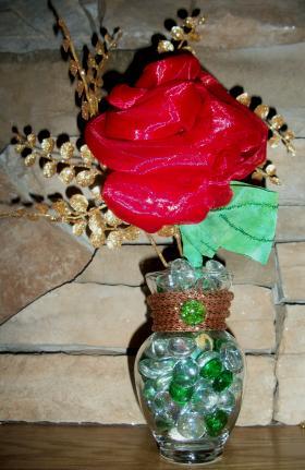 Alli's Everlasting Floral Arrangement