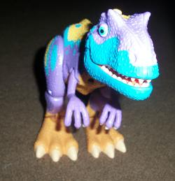 100 3640 Dinosaur Train's Extreme InterAction Alvin Review