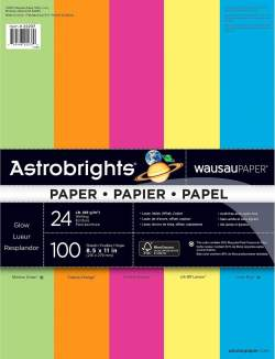 Create Brilliant Projects with AstroBrights Papers