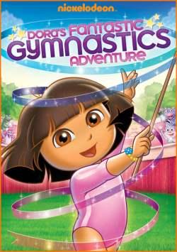 Doras Fantastic Gymnastics Adventure1 Dora the Explorer: Dora's Fantastic Gymnastics Adventure DVD Review