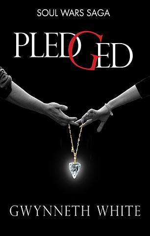 Cover Love: Pledged by Gwynneth White