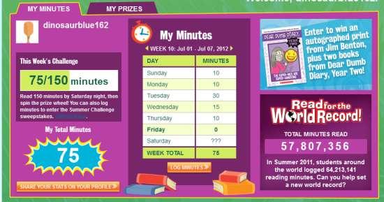 Scholastic Summer Fun Sponsor: Scholastic Books