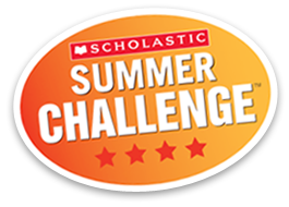 logo Summer Fun Sponsor: Scholastic Books
