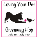 Loving Your Pet Giveaway: Over $100 in Prizes for Your Pets!