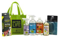 "new puppy kit medium Loving Your Pet Sponsor: Better Life ""Love Your Dog"" Kit"