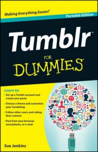 1118335953 Book Review + Giveaway: Tumblr For Dummies