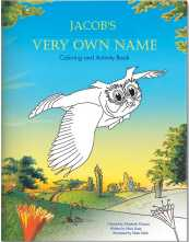 1myveryownname 2222 71014800 Back to School Spree Sponsor: I See Me Personalized Coloring Book