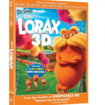 Dr. Seuss' The Lorax Activity Sheet + Trailer