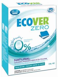 ghk 3 ecover laundry powder zero de Ecover Zero Automatic Dishwasher Tablets