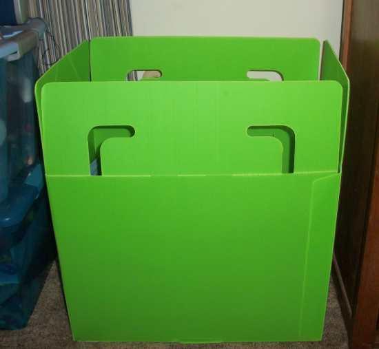 100 4646 Packaways Reusable Plastic Multi Purpose Storage Box Review