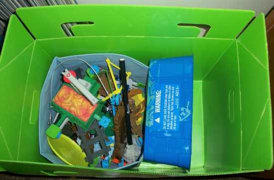 100 4647 Packaways Reusable Plastic Multi Purpose Storage Box Review