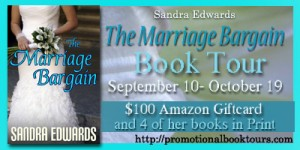 Themarriagebargainbadge The Marriage Bargain Book Tour: Guest Post: Character Interview