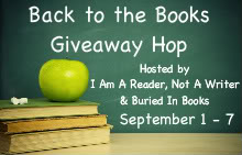 Back to the Books Giveaway Hop: Win Your Choice of Book from Amazon