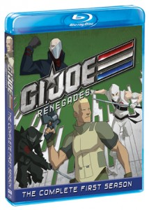 image003 G.I. Joe Renegades: The Complete First Season Blu-ray/DVD Review
