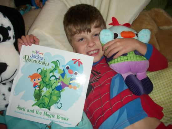 My1story: Jack and the Magic Beans Review + Giveaway