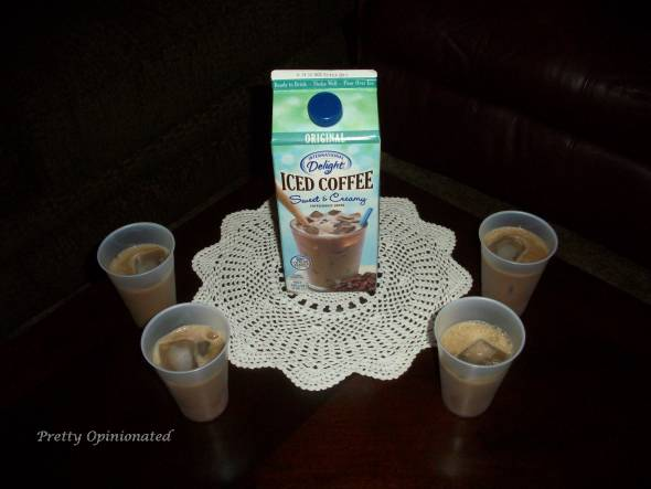 100 5000 International Delight's Iced Coffee National Coffee Day Party
